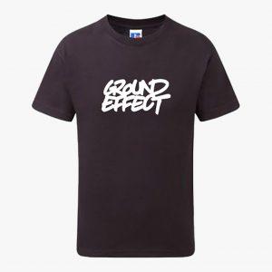 T shirt Noir - Ground Effect
